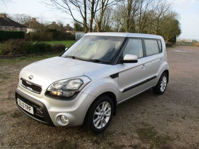 used Kia Soul 1.6 2 5d 138 BHP 2 OWNERS, LOCAL VEHICLE