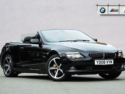 used BMW 635 d Sport Convertible