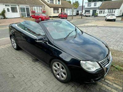 used VW Eos 2.0 FSI Cabriolet 2dr