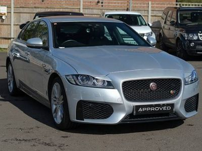 used Jaguar XF 3.0d V6 S 4dr Auto