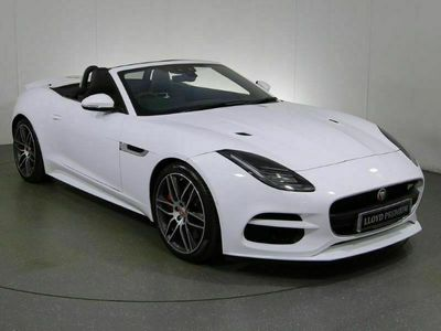 used Jaguar F-Type F-TypeR Convertible 5.0 Supercharged V8 AWD Automatic 2dr