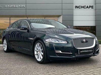 used Jaguar XJ Diesel Saloon 3.0d V6 Portfolio 4dr Auto [LWB]
