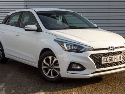used Hyundai i20 1.2 SE Launch Edition (s/s) 5dr