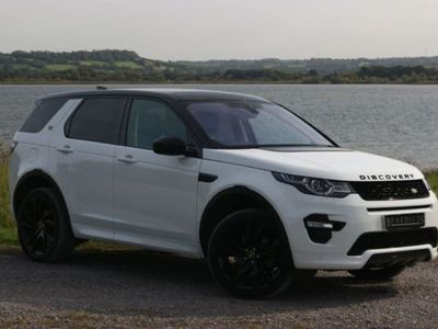 used Land Rover Discovery Sport 0.0 TD4 HSE DYNAMIC LUX 5d 180 BHP Auto 5-Door