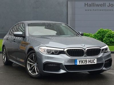 used BMW 520 5 Series D M Sport 4Dr Auto