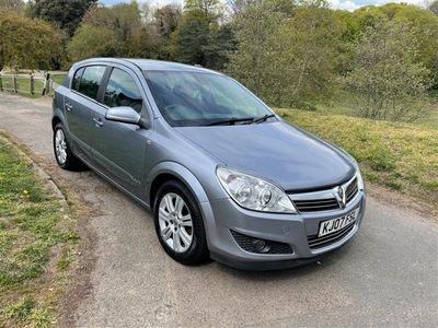 used Vauxhall Astra 1.8 i 16v Elite 5dr