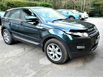 used Land Rover Range Rover Evo ED4 PURE 2.2 5dr