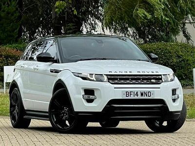 used Land Rover Range Rover evoque 2.2 SD4 Dynamic AWD 5dr