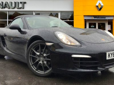 used Porsche Boxster 2.7 2dr PDK Petrol Roadster