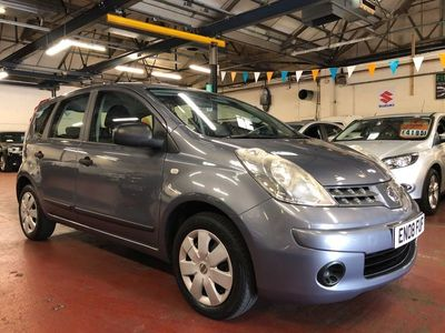 used Nissan Note 1.6 16v Visia+ 5dr