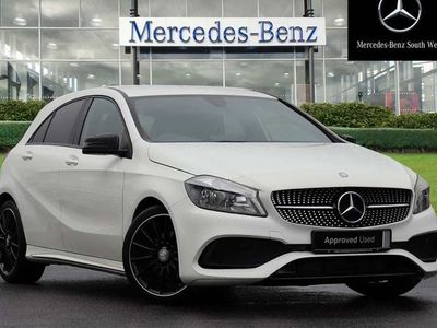 used Mercedes A160 A-ClassAMG Line Manual 1.6 5dr