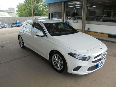 used Mercedes A200 A Class 1.3Sport (Executive) 7G-DCT (s/s) 5dr