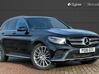 used Mercedes GLC350 4Matic AMG Line Premium 5dr 9G-Tronic 3.0
