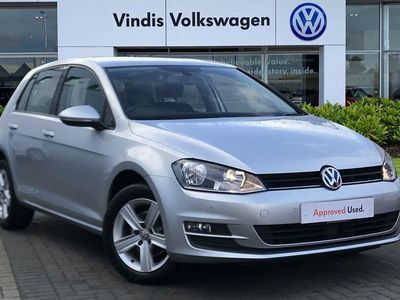 used VW Golf 1.6 TDI 105 Match 5dr