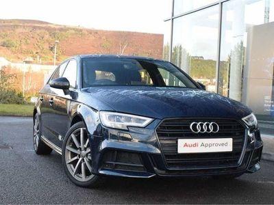 used Audi A3 1.6 Tdi 116 Black Edition 5Dr