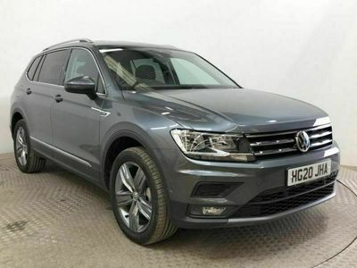 used VW Tiguan Allspace 2.0 TDI 4Motion Match 5dr DSG