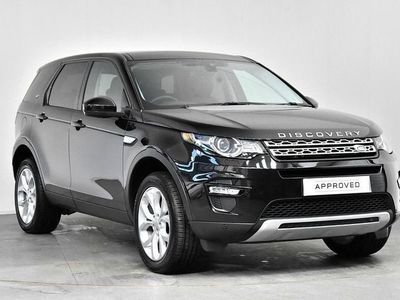 used Land Rover Discovery Sport 2.0 Si4 (240hp) HSE 5dr