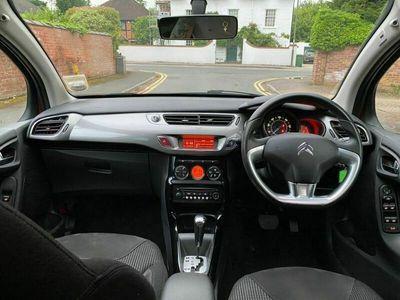 used Citroën C3 1.6 VTi 16v Exclusive 5dr
