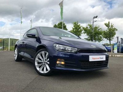 used VW Scirocco 1.4 TSI GT 125PS 3Dr Coupe
