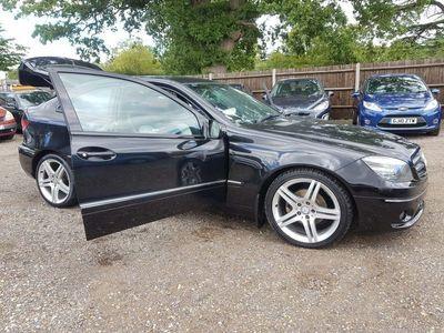used Mercedes CLC220 CLC 2.1CDI Sport 2dr Auto