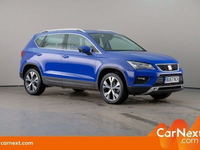 used Seat Ateca SUV SE Technology 1.4 EcoTSI 150PS 5d
