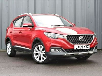 used MG ZS 1.5 VTi-TECH Excite 5dr