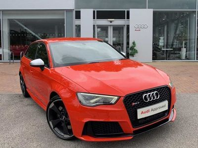 used Audi RS3 RS3 2.5 TfsiQuattro 5Dr S Tronic [Nav]