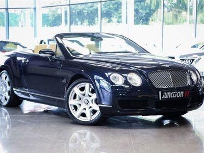 used Bentley Continental 6.0 GTC auto
