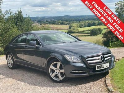 used Mercedes CLS250 CL 2.1CDI BLUEEFFICIENCY 4d 204 BHP