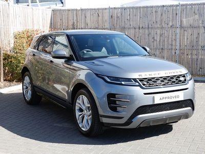 used Land Rover Range Rover evoque 2.0 D180 R-Dynamic SE 5dr Auto Hatchback 2019