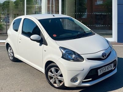 used Toyota Aygo 1.0 VVT-i Fire 3dr