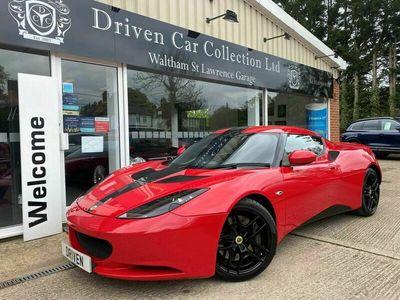 used Lotus Evora Coupe 3.5 V6 2d