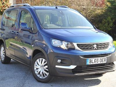 used Peugeot Rifter 1.5 BlueHDi Active EAT (s/s) 5dr