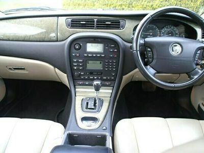 used Jaguar S-Type  S-Type 2.5 V6 Sport Auto 4-Door Cherishedin Superb Condition