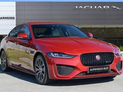 used Jaguar XE 2.0d R-Dynamic S 4dr Auto