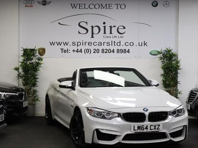 used BMW M4 Cabriolet 4 SERIESSOLD SOLD SOLD
