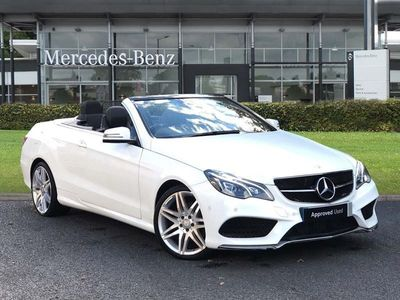used Mercedes E350 E-ClassAMG Line Edition 2dr 9G-Tronic