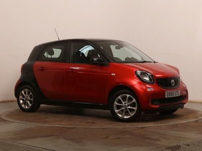 used Smart ForFour 1.0 Passion 5dr Auto