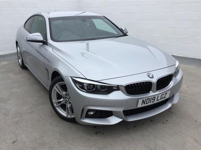 used BMW 430 4 Series I M Sport 2Dr Auto [Professional Media]