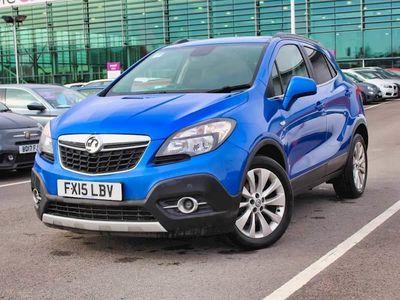 used Vauxhall Mokka 2015 Morley 1.7 CDTi SE 5dr