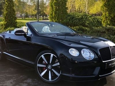 used Bentley Continental GTC 4.0 V8 S 2dr Auto