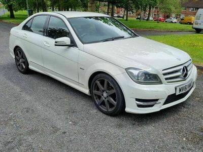 used Mercedes C200 C Class 2.1CDI BlueEFFICIENCY Sport Edition 125 4dr