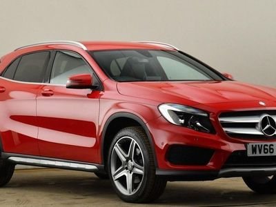 used Mercedes GLA220 4Matic AMG Line 5dr Auto [Executive] Satellite Navigation 2.2