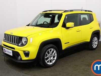 used Jeep Renegade 1.0 T3 GSE Longitude 5dr
