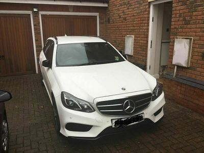 used Mercedes E220 E Class 2.1CDI BlueTEC AMG Night Edition 7G-Tronic Plus 5dr