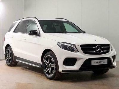 used Mercedes GLE250 GLE Class4Matic AMG Night Edition 5dr 9G-Tronic suv 2018