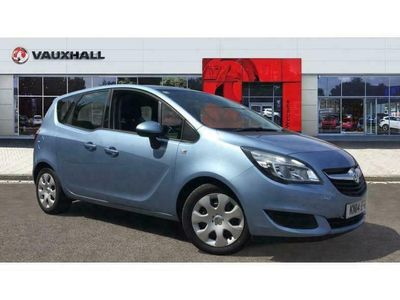 used Vauxhall Meriva 1.4T 16V Exclusiv 5dr Auto