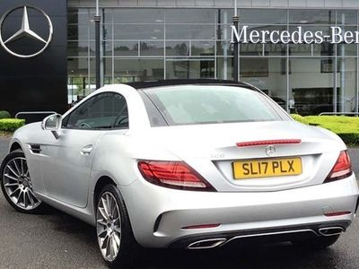 used Mercedes 200 SLC-Class Convertible SLCAMG Line 2d 9G-Tronic