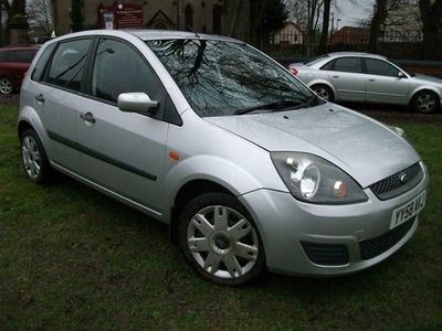 used Ford Fiesta 1.25 Style [Climate] 5-Door