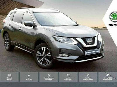 used Nissan X-Trail 1.6 dCi N-Connecta 5dr
